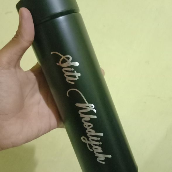 Tumbler Costum/Bottol Minum 500Ml