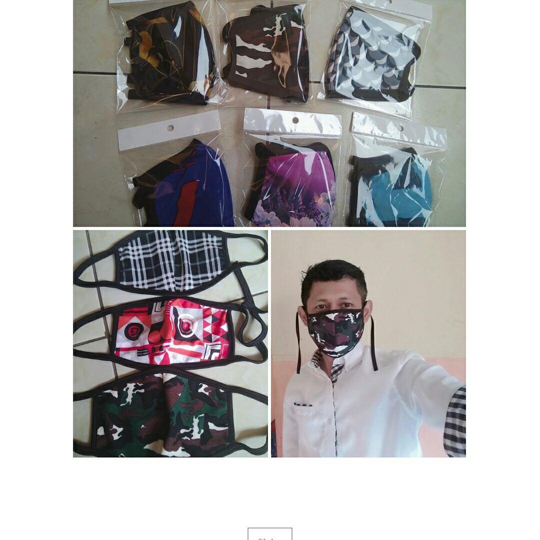 Masker bagus murah