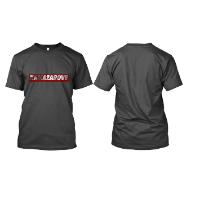 Custom Kaos Bebas Ganti Nama Sendiri
