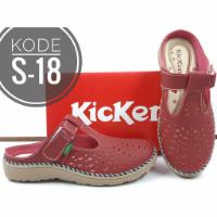 Kickers Wanita Kode 02