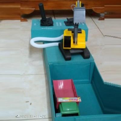 Mainan Excavator Hidrolik