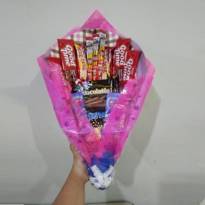 Parcel Coklat / Buket Coklat