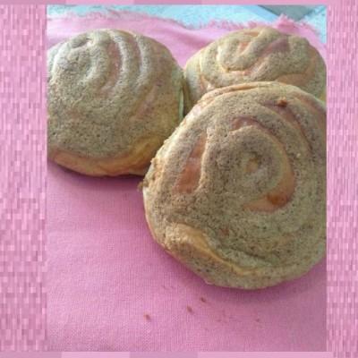 Roti Polo Kopi