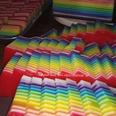 Lapis Pepe Rainbow