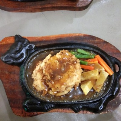 Hotplate Steak