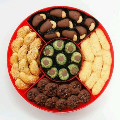 Ina Cookies Candy Tray