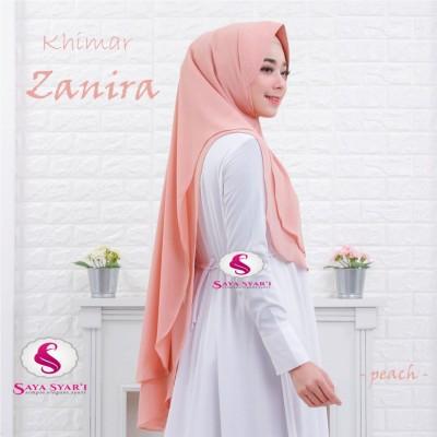 Khimar Syari Zanira By Saya Syari