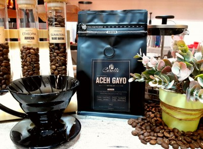 Aceh Gayo Coffee