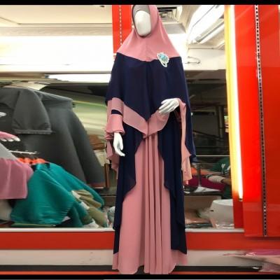 Dres Muslimah Lengkap Ci 090