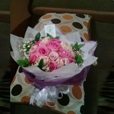 Rangkaian Bunga Handbouquet