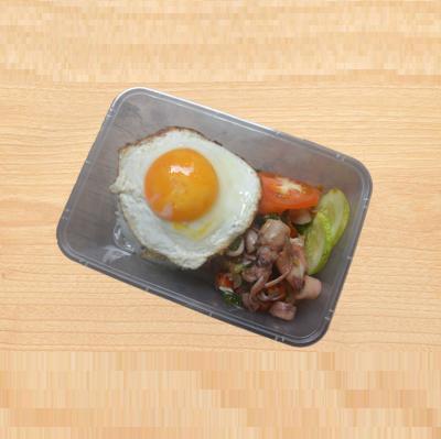 Paket Cumi + Telur