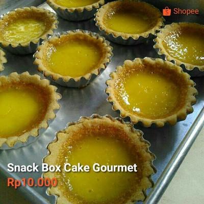 Cake Gourmet Snack Box