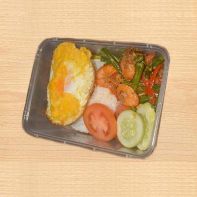 Paket Telur + Udang